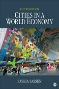 Cities In A World Economy Sociology For A New Century Series By Sassen Saski