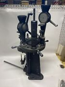 Hollywood Gun Shop Turret Reloading Press Exc Condition