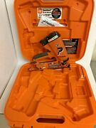 Paslode Im250a 16 Gauge Cordless Angled Finish Nailer W/ Case Tool Only