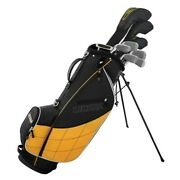 Wilson Ultra Menand039s Right Handed 13 Piece Complete Golf Set - Yellow