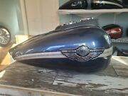 2003 Harley Davidson Dyna Fxdx T Sport Gas Tank Complete Oem 100th Anniversary