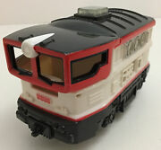 Geotrax Rail And Road Goggles And Bunsen Train Engine Lights Sounds 2006 Replacement