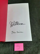 Bill Clinton And James Patterson Signed Autographed The Presidentand039s Daughter Book5