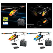 4 Channel Rc Helicopter Brushed Remote Control Aircraft Toys For Gifts