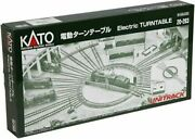 New Kato 20-283 Unitrack Electric Turntable N Scale From Japan Free Shipping