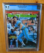 Sports Illustrated 1982 Yount Newsstand Cgc 9.2 None Higher Will Never Be Beat