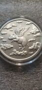 1 Oz .999 Silver Round When Pigs Fly New In Capsule Same Day Shipping