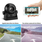 Wireless Car Rear View Backup Camera Parking System Night Vision For Truck Rv