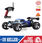 Wltoys A959 2.4ghz 1/18 Scale 45km/h 390 Brushed Motor Rc Car Truck Rtr Toy O0z6