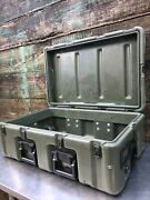 33x21x12 Hardigg Pelican Wheeled 472 Medchest 3 Military Medical Case Chest Roll