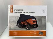 Classic Accessories Lawn Tractor Cover Fits Riding Mower Lawnmowers Up To 54 In.