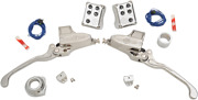 Hand Control Complete Sets Chrome Hydraulic Clutch 0062-4022-ch