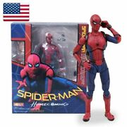 Action Figure Spider Man Homecoming Collectible Pvc Model Toy Gifts