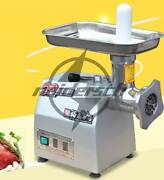 380v Yq-32 Commercial Stainless Steel Watt Electric Meat Grinder 2.2kw 320kg/h