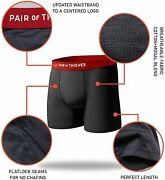 Pair Of Thieves Menand039s Mega Soft Boxer Briefs-one Pack And Three Pack