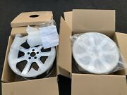 Nos Pair Genuine Saleen 20x9 Chrome S281 Mustang Wheels - New In Original Boxes
