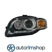 Left Driver Side Headlight For 2007 - 2008 Audi Rs4 Au2502123