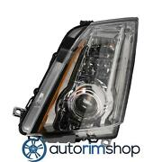 Left Driver Side Headlight For 2008 - 2014 Cadillac Cts-v Gm2502310oe