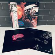 Paul Mccartney And Wings - Red Rose Speedway Japan Like New Obi Booklets Beatles