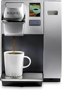 Keurig K155 Single Cup Commercial K-cup Pod Coffee Maker Brand New