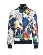 New Polo Oceans Challenge 12m Yacht Nautical Collage Jacket