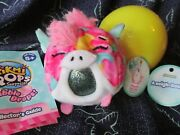 Pikmi Pops Surprise Bubble Drops Hoof The Pony Pink Super Cute Horse New Opened
