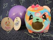 Pikmi Pops Surprise Bubble Drops Bagette Bear Pink Blue Yelow Opened Barely Used