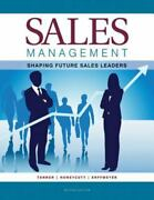 Sales Management Shaping Future Sales Leaders-2nd Ed. By John F. Tanner Earl