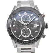 Tag Heuer Carrera Car201w.ba0714 Chronograph Automatic Menand039s Watch T105144