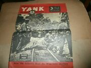 Vintage Oct 29 1944 Yank The Army Weekly Newspaper - Pacific Rush - Aachen