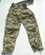 Ecwcs Trousers Soft Shell Gen Iii L5 Small-long Ocp Multicam Cold Weather Euc