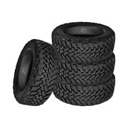 4 X New Toyo Open Country M/t Lt285/70r17/6 116/113q All Terrain Mud Tires