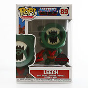 In Hand Funko Pop Masters Of The Universe - Leech Exclusive Mint In Protector