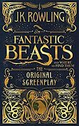 Secondhand Imported Goods Fantastic Beasts And Where To Find Them The Original