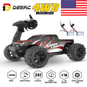 Rc Cars High Speed 2wd 4wd Off Road Monster Trucks Remote Control Car Kids Toys