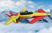 Manta Aircraft Ann2 Evtol Plane Ambulance Helicopter Handcrafted Model Large New