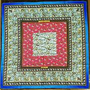 Hermes Scarf Hunting In India Chasse En Inde Free Shipping No.306