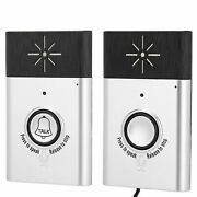 Voice Doorbell Easy Installation Ultra Mini Size Door Bell For Hotel For Home