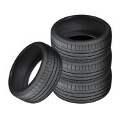 4 X New Continental Extremecontact Sport 285/35r19 99y Performance Summer Tire