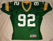 Authentic Nfl Green Bay Packers Jersey Vintage Reggie White Nike Vtg Rare