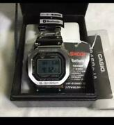 Casio G-shock Bluetooth Equipped With Gmw-b5000d-1jf Japan Fedex No.5947