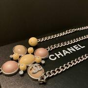 Chain Belt With Stone From Japan Fedex No.8093