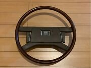 Out Of Print Brown Gx51 Cresta Super Lucent Genuine Wood Steering Chaser