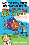 My Teacherand039s As Wild As A Bison Poems Based On The Great Outdoors