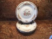 4 - Liling - Fine China - Dinner Plates