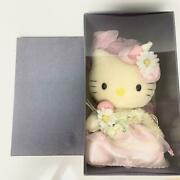 Herman Kitty Mohair Doll Fairy Flower Made In Germany