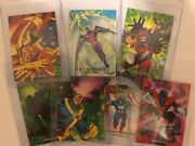 1992 Marvel Masterpieces In Card Saver 1 Sleeves Pack Fresh You Pick