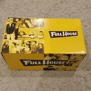Full House 1-8 Seasons Complete Box First-time Limited Production Dvd Set Of 48