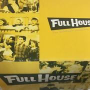 Full House 1-8 Complete Box First-time Limited Production Set Of 48 Dvd