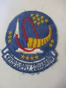 Vintage Us Air Force 4392d Aerospace Support Wing Supply Squadron Patch